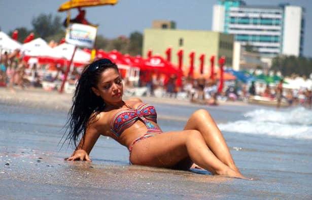 Andreea Mantea a înnebunit plaja! Cum a fost surprinsă, acum câteva zile