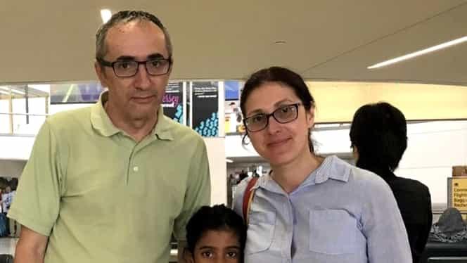 Sorina a ajuns în SUA! Primele imagini cu fetița adoptată din noua ei casă
