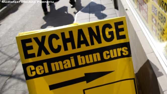 Curs valutar marți, 2 octombrie. Valutele revin puternic pe creștere