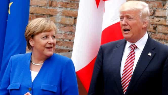 Merkel şi Trump vor sancţiuni mai dure pentru Coreea de Nord. Phenianul pregăteşte alt test!