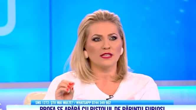 """Mirela Vaida, ieșire nervoasă pe Internet. Apără emisiunile cu Vulpița, dar recunoaște: """"copiii nu au ce învăța de aici"""""""