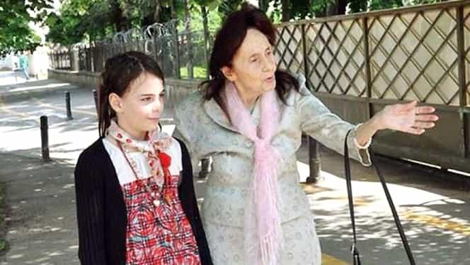 Eliza Iliescu a luat 4,55 la matematică, la Evaluarea Națională! Ce spune Adriana Iliescu!