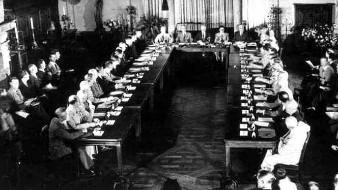 20 ianuarie, semnificaţii istorice. SUA semnează Tratatul de pace cu România.