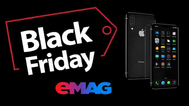 5 telefoane pe care trebuie să le pui în coș la eMag de Black Friday