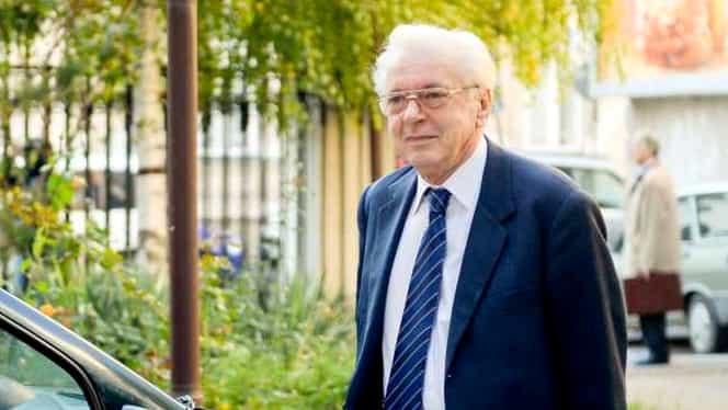 A murit Lucian Bolcaș. Celebrul avocat avea 77 de ani