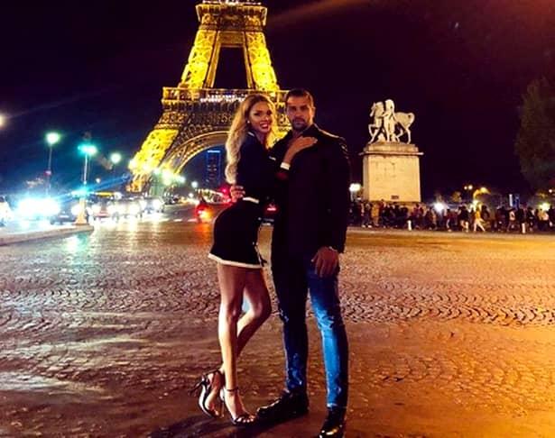 """Una din cele mai """"ochite"""" vedete de presa mondenă are o nouă relație dar și o nouă titulatură. Bianca Drăgușanu și-a asumat responsabilitatea de părinte spiritual pentru micuța Eva Maria alături de noul său iubit, Alex Bodi."""