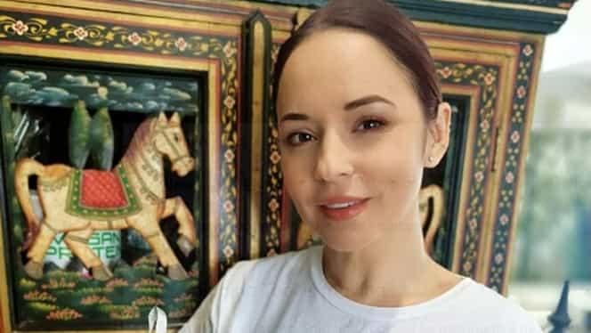 Cum arăta Andreea Marin în perioada în care era soția lui Ștefan Bănică Jr. Foto