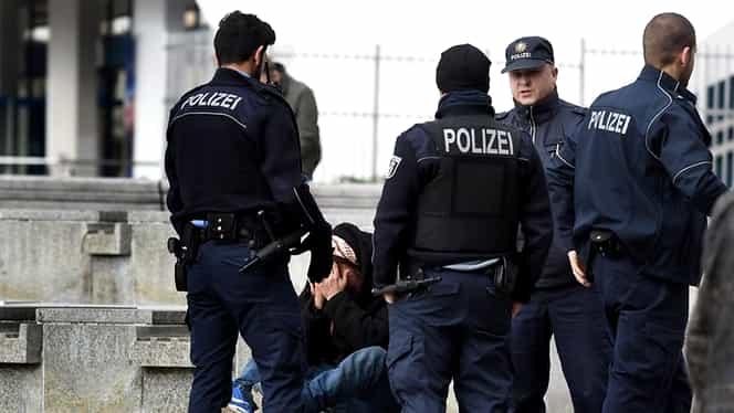 Focuri de armă într-o cafenea din centrul orașului Berlin! Poliția germană îl caută pe pistolar