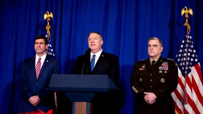 """Secretarul de stat al SUA, Mark Pompeo, acuză China în criza coronavirus: """"Partidul Comunist ascunde informații esențiale"""""""
