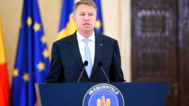 Klaus Iohannis, amenințat de transportatori cu pierderea a un milion de voturi