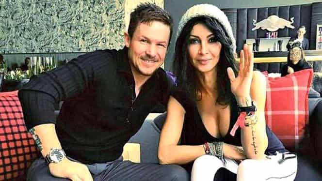 Mihaela Rădulescu, CERUTĂ de nevastă de Felix Baumgartner?