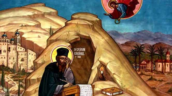 Calendar ortodox 8 ianuarie: Părintele Gheorghe Hozevitul