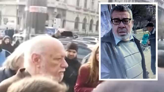 A fost prins agresorul lui Gelu Voican Voiculescu. Primele informații oficiale despre incident de la Jandarmeria Română