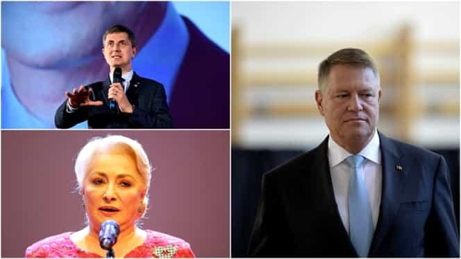 Exit Poll SOCIOPOL Alegeri Prezidențiale 2019. Datele includ și voturile din Diaspora. Iohannis 42%, Dăncilă 18%, Barna 16%
