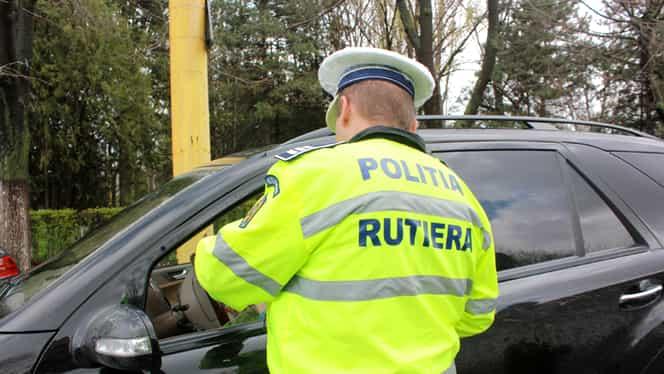 Polițiștii au declarat război șoferilor cu mașini înmatriculate în Bulgaria! Acțiune de amploare a poliției la nivel național