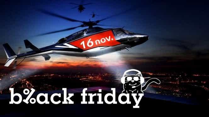 Oferte speciale de Black Friday pe eMAG. Aur, mașini de lux, excursii
