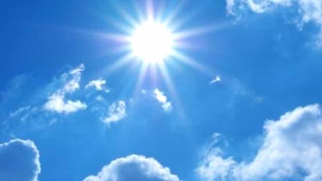 ANM, anunț de ultimă oră! Temperaturi anormal de mari în toată țara! Progonza meteo
