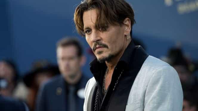 Johnny Depp e grav bolnav şi îngrijit de fosta nevastă