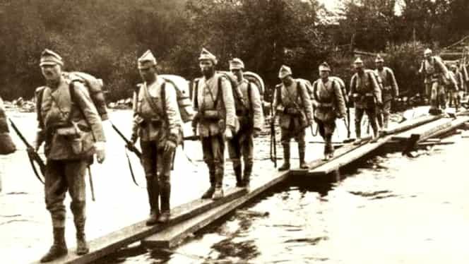 10 octombrie, semnificaţii istorice. Trupele române resping puternica ofensivă germană