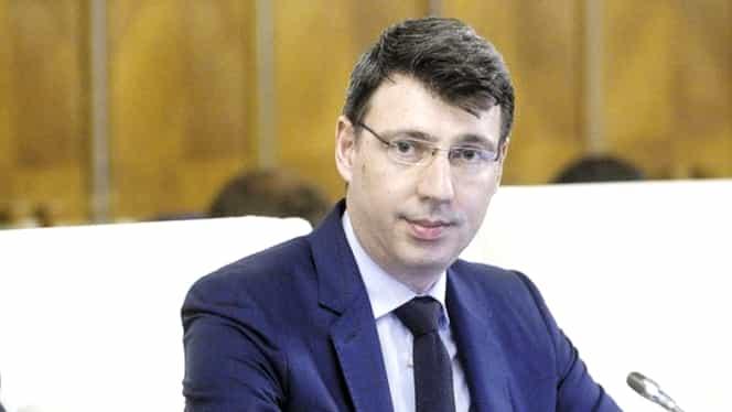 Cine este Ionuț Mișa, șeful ANAF amenințat cu demiterea de către Eugen Teodorovici