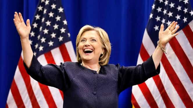 Alegeri SUA: Hillary Clinton obţine învestitura democrată pentru a candida la prezidenţiale