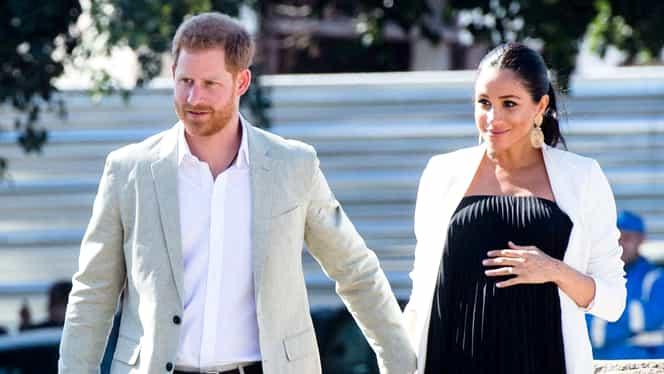 Meghan Markle încalcă din nou tradiţia regală după naştere! Ce decizie a luat soţia Prinţului Harry