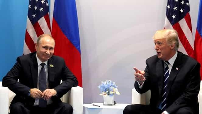 Prima întâlnire oficială dintre Donald Trump și Vladimir Putin! Unde va avea loc întâlnirea istorică!