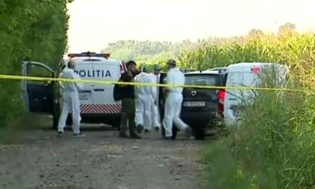 Alte fragmente osoase găsite în pădurea din Caracal! Criminaliștii le-au trimis de urgență la DIICOT