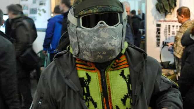 ŞOC la Moscova! UCRAINA a prezentat CYBORG-ul menit să-l ÎNSPĂIMÎNTE pe VLADIMIR PUTIN