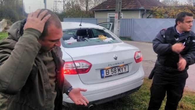 O vedetă de televiziune din România, bătută măr de mai mulţi hoţi! Ce a filmat jurnalistul şi echipa sa! VIDEO!