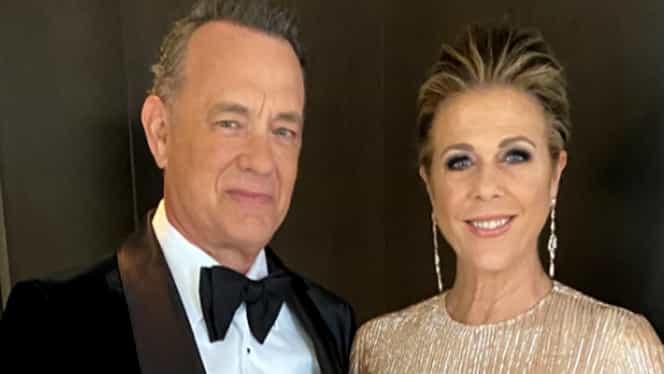 """Soția lui Tom Hanks, dezvăluiri despre tratamentul cu clorochină: """"Eram complet amețită și aveam dureri"""""""