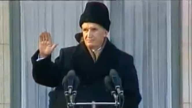 Balconul din care Nicolae Ceaușescu s-a adresat pentru ultima dată românilor poate fi vizitat. Accesul este permis pentru prima dată după 30 de ani