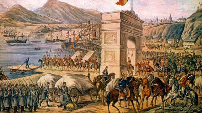 8 octombrie, semnificaţii istorice. Armata română victorioasă îşi face intrarea triumfală în Bucureşti