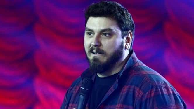 """Actorul de stand-up Micutzu, năucitor: """"M-am simțit jignit când am fost comparat cu Dăncilă. Eu respect limba română"""""""
