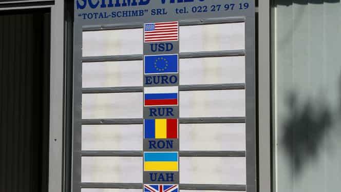 Cursul valutar BNR pentru ziua de marţi, 3 martie 2020. Ce surprize ne mai face moneda europeană astăzi – UPDATE
