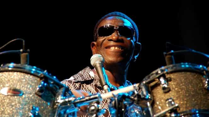 Legendarul baterist Tony Allen a murit la 79 de ani. Cauza morții artistului, incertă