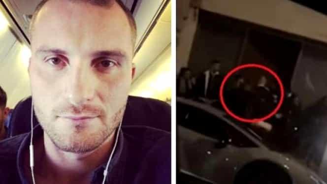 Video. Au apărut imaginile cu bătaia în care a fost ucis sportivul Tudor Simionov