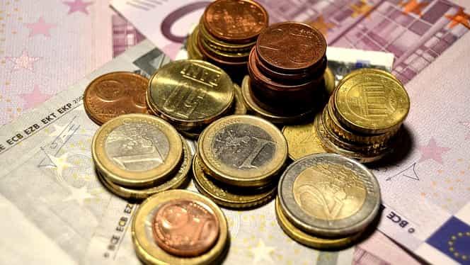 Curs valutar BNR azi, 11 octombrie 2018. Euro e în creștere!