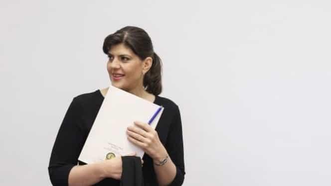 VIDEO Prima reacție a Laurei Codruța Kovesi, după ce a câștigat și votul din Comisia LIBE