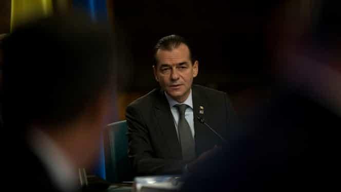 Guvernul Orban renunţă la asumarea răspunderii în ceea ce privește pensionarea anticipată a magistraţilor