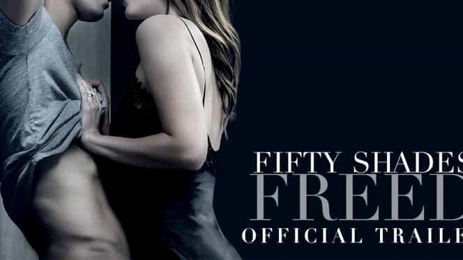 """""""Fifty Shades Freed"""", ultimul film din franciză cu Jamie Dornan! Soţia actorului este foarte geloasă"""