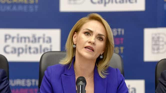 Gabriela Firea, fără adversar la Primăria Capitalei! Actualul primar PSD e lider absolut în sondajul CURS! Nume surpriză clasat pe locul 2