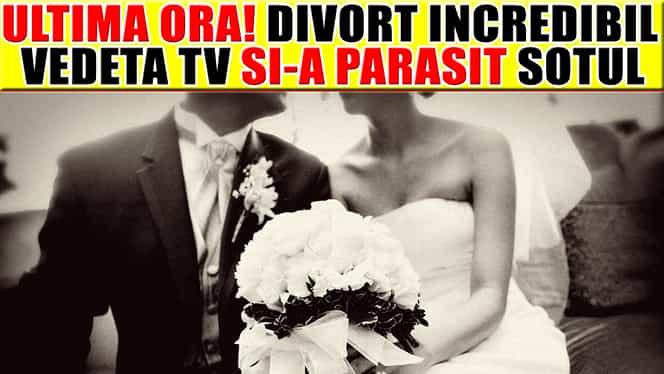 DIVORŢ INCREDIBIL! Celebra vedetă TV şi-a părăsit soţul! O bătea de faţă cu copiii?!