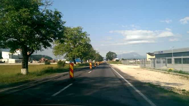 Restricţie de trafic pe DN 73 F până duminică, între Moeciu şi Fundata. Iată motivul