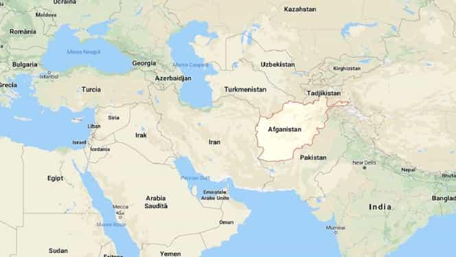 Cutremur de 5,7 grade în Afganistan, la o adâncime mică. Avertismentul seismologilor