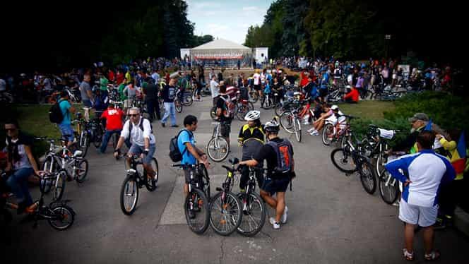 """ATENŢIE BICICLIŞTI! S-a MUTAT """"Bicycle Music Festival"""" de AZI! Vedeţi unde puteţi asculta CONCERTELE de azi!"""