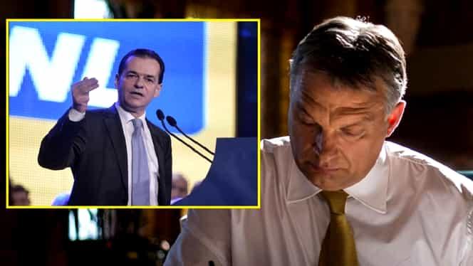 Ludovic Orban a devenit Victor Orban chiar pe site-ul Guvernului României. Greșeala, repetată de două ori într-un transcript