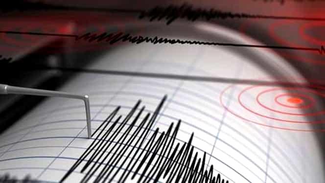 Cutremure în România! Mai multe seisme au avut loc pe teritoriul țării noastre