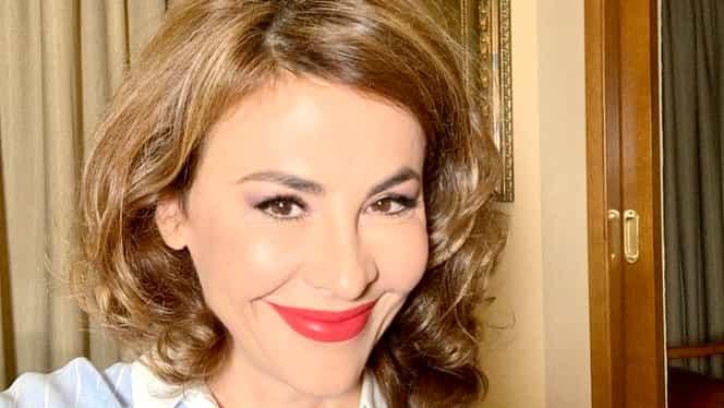 Cine este Adina Alberts, soţia lui Viorel Cataramă. Este medic estetician şi a operat mai multe vedete. Galerie FOTO