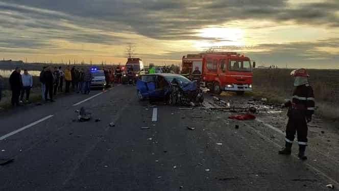 Accidente în lanț în ziua de Crăciun. 19 persoane și-au pierdut viața pe drumurile patriei